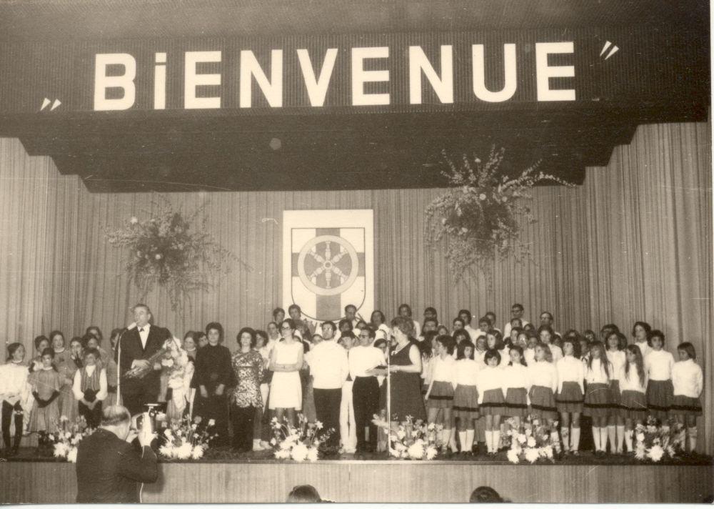 Gala in NL 1971