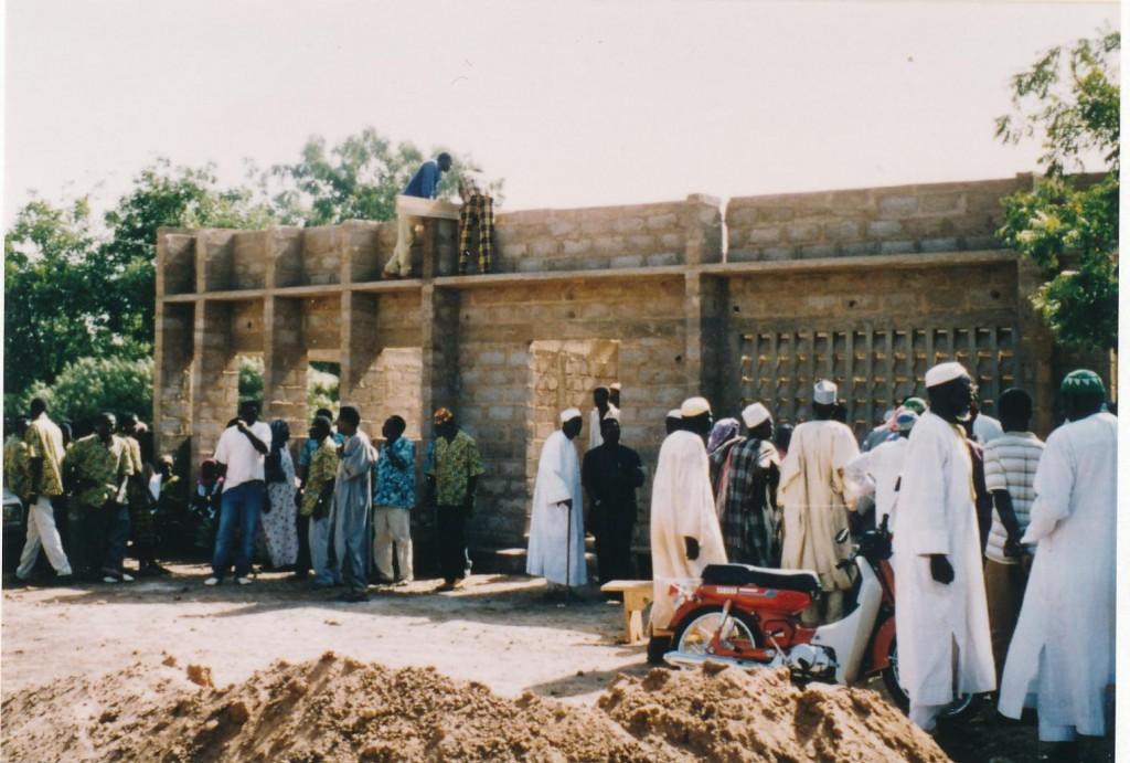 PK Qu 1996 Projekt Krankenhaus in Bogoya