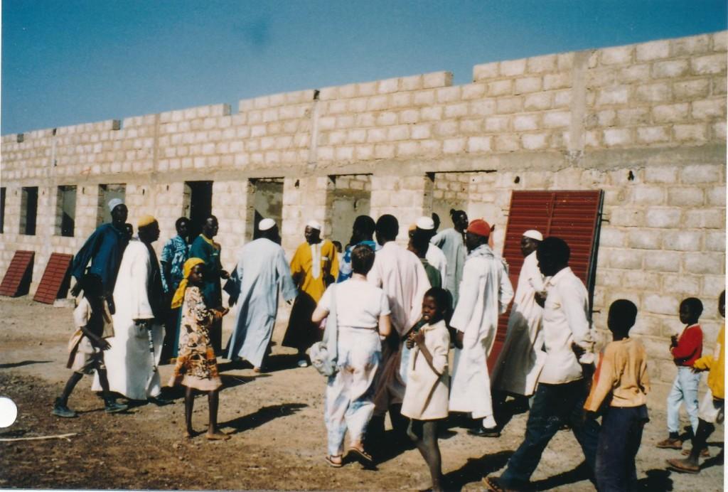PK Qu 1996 Projekt Schule in Quahigouya