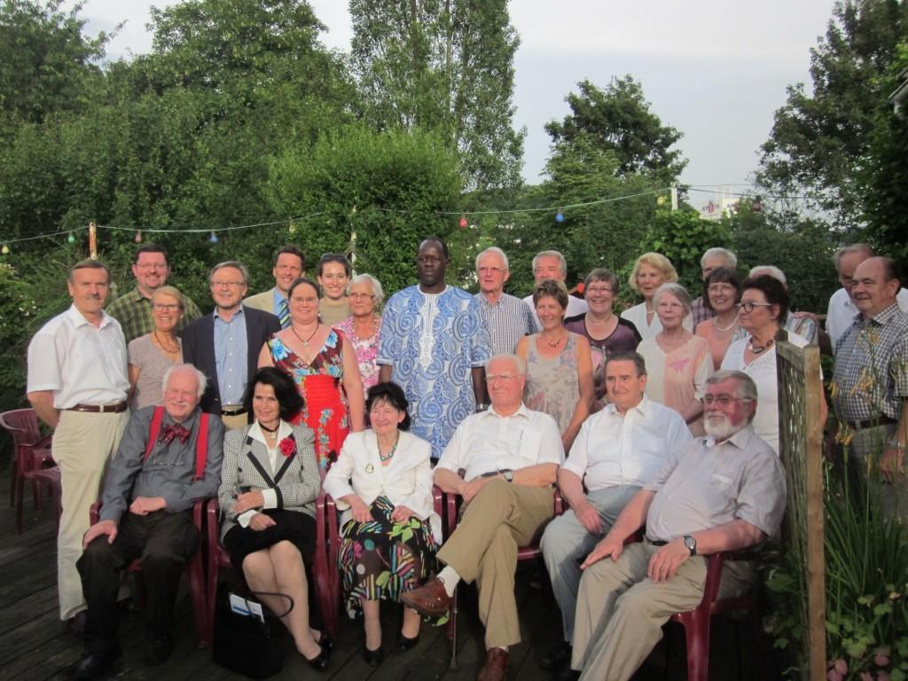 Besuch NGO 10.06.2014