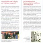 Vom Freundschaftsvertrag zur Städtepartnerschaft, Die Entstehung der Partnerschaft mit Vence und Ouahigouya