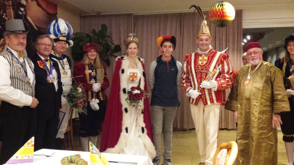 Nicolas mit Prinz 1