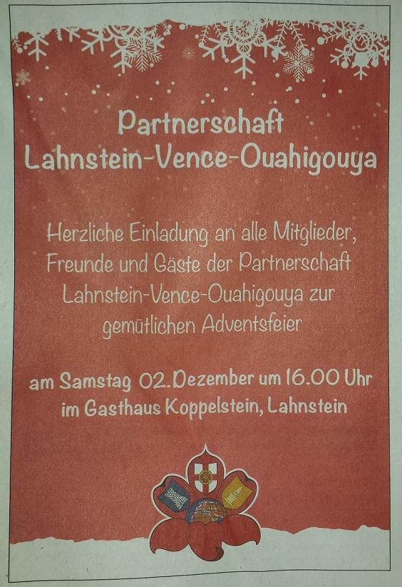 Einladung Rhein-Lahn-Kurier