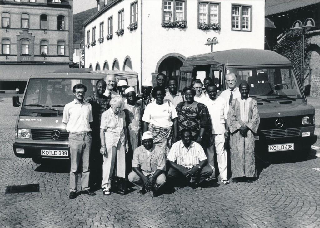 PK Qu ca 1997 Kleinbusse gesponsort