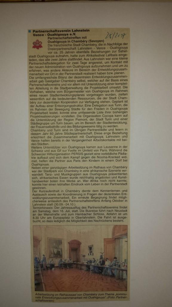 Zeitungsbericht1